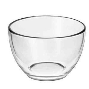 cereal bowl glass