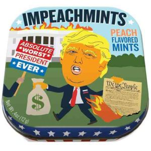 donald trump impeachmints
