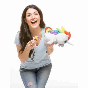 unicorns pooping rainbows